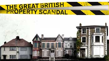 The Great British Property Scandal on Channel 4