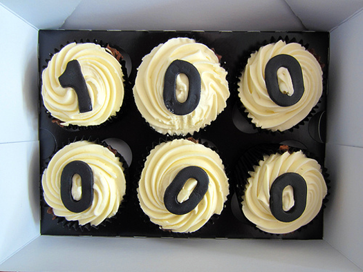 The Cupcake 100000 by Adam Tinworth