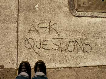 Ask Questions by Christina B Castro
