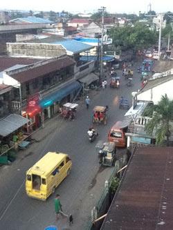 Barak San Nicholas street