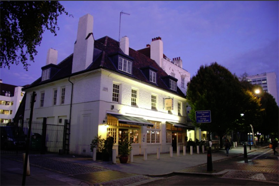 The Somerstown Coffeehouse
