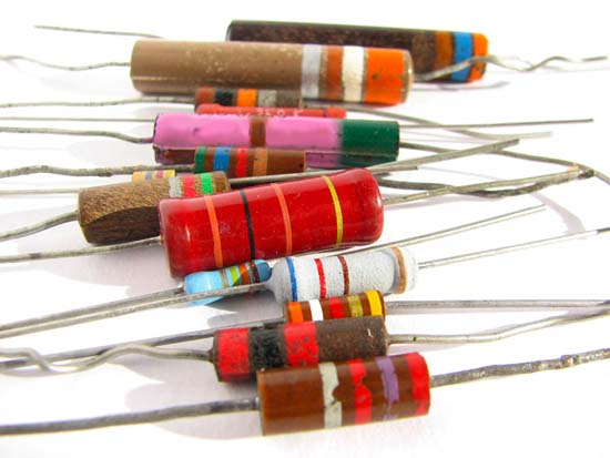Lovely Resistors by Windell Oskay