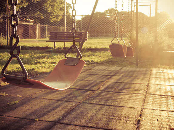 Park by Barbara Mazz