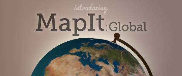 Introducing MapIt Global