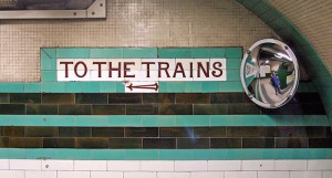 To the Trains by Nic McPhee