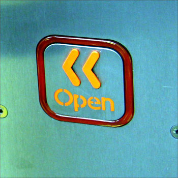 Open by Rupert Ganzer
