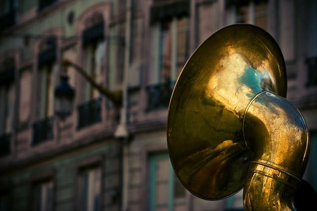 Brass Band Serenade by .sashi
