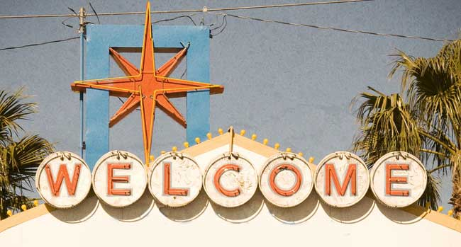 Welcome to Fabuous Las Vegas by AD Teasdale