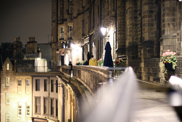 Edinburgh - Victoria Street by Zoute