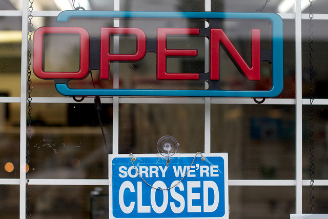 Open Means Never Having To Say You're Sorry by Alan Levine