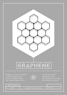 Graphene by Michael Statham