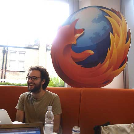 Jed and Firefox