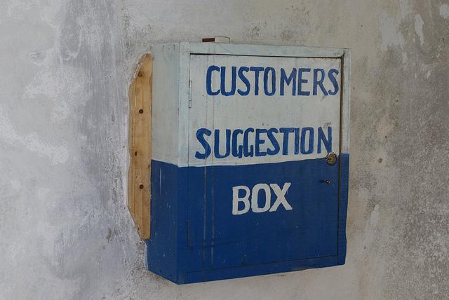 Kenya Electricity Corporation Suggestion Box by Lindsay Bremner
