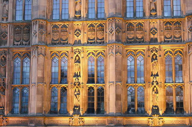 Palace of Westminster by Greg Dunlap