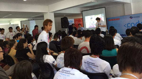 Myanmar Hackathon