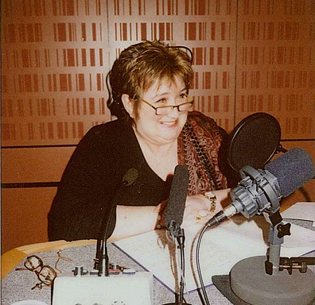 Jenni Murray by Steve Bowbrick