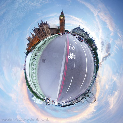 360 degree panorama by Eye of Qvox