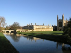 Cambridge, a beautiful city
