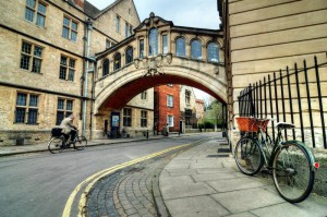 Oxford is for bikes