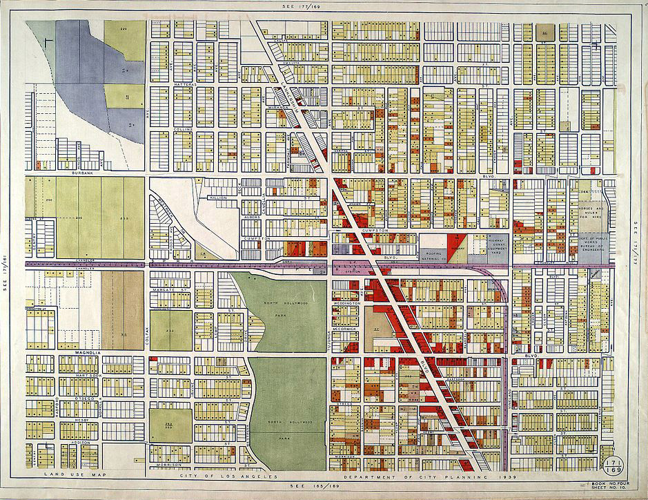 By City of Los Angeles. Department of City Planning [Public domain], via Wikimedia Commons
