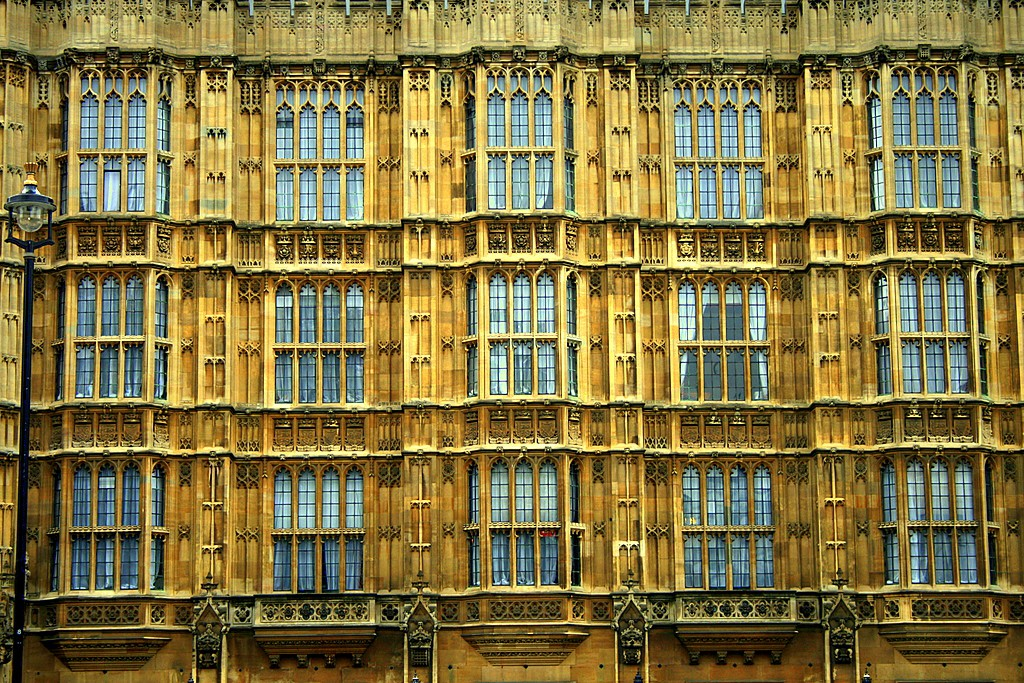 Windows of the House of Parliament - image by Esteban Chiner