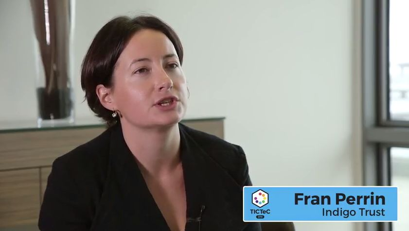 Fran Perrin interview video