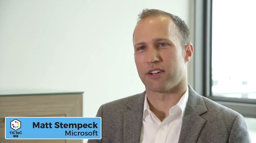 Interview with Matt Stempeck from Microsoft