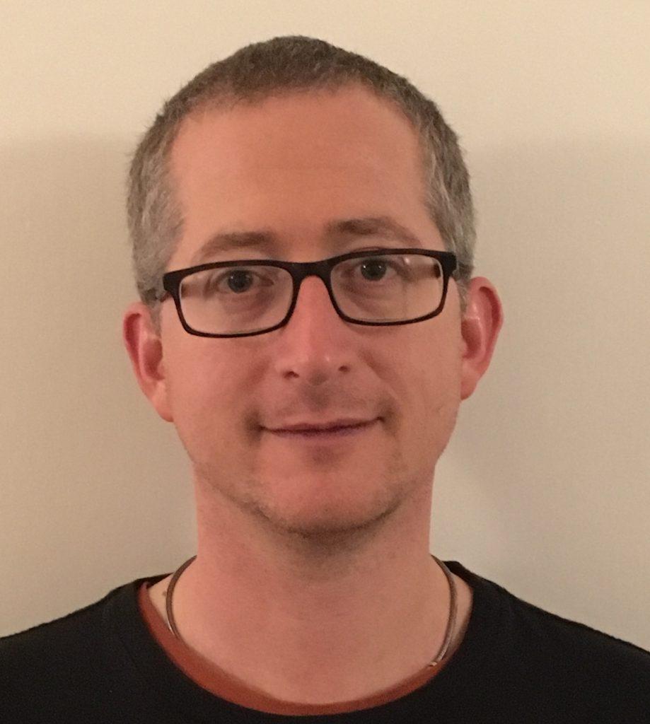 Sam Pearson, mySociety's SysAdmin