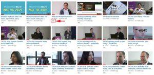 mySociety YouTube channel