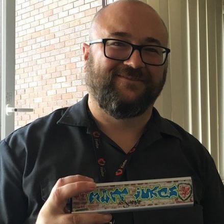 Matt Jukes of mySociety