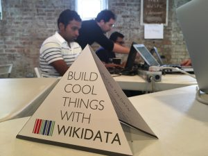 Wikifying Westminster - Build cool things with Wikidata