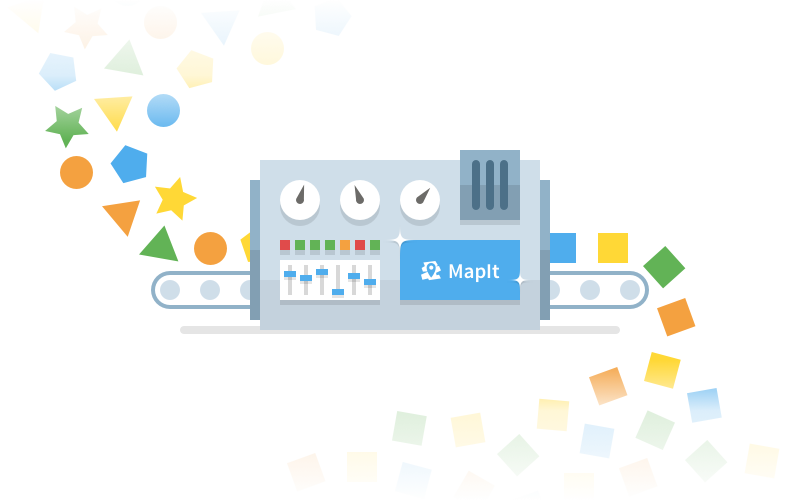 The MapIt machine