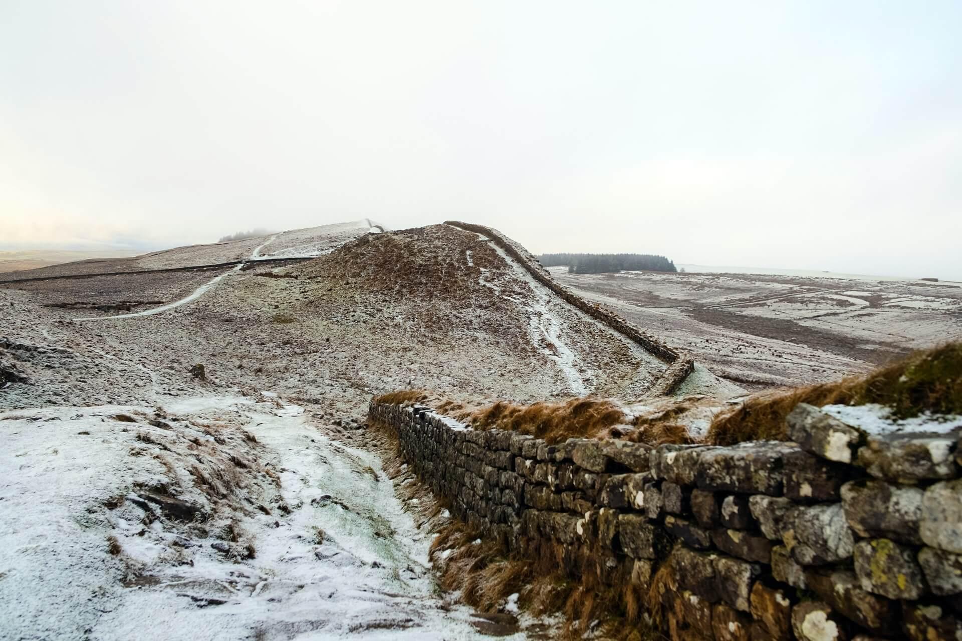 Photograph of Hadrian's Wall Path