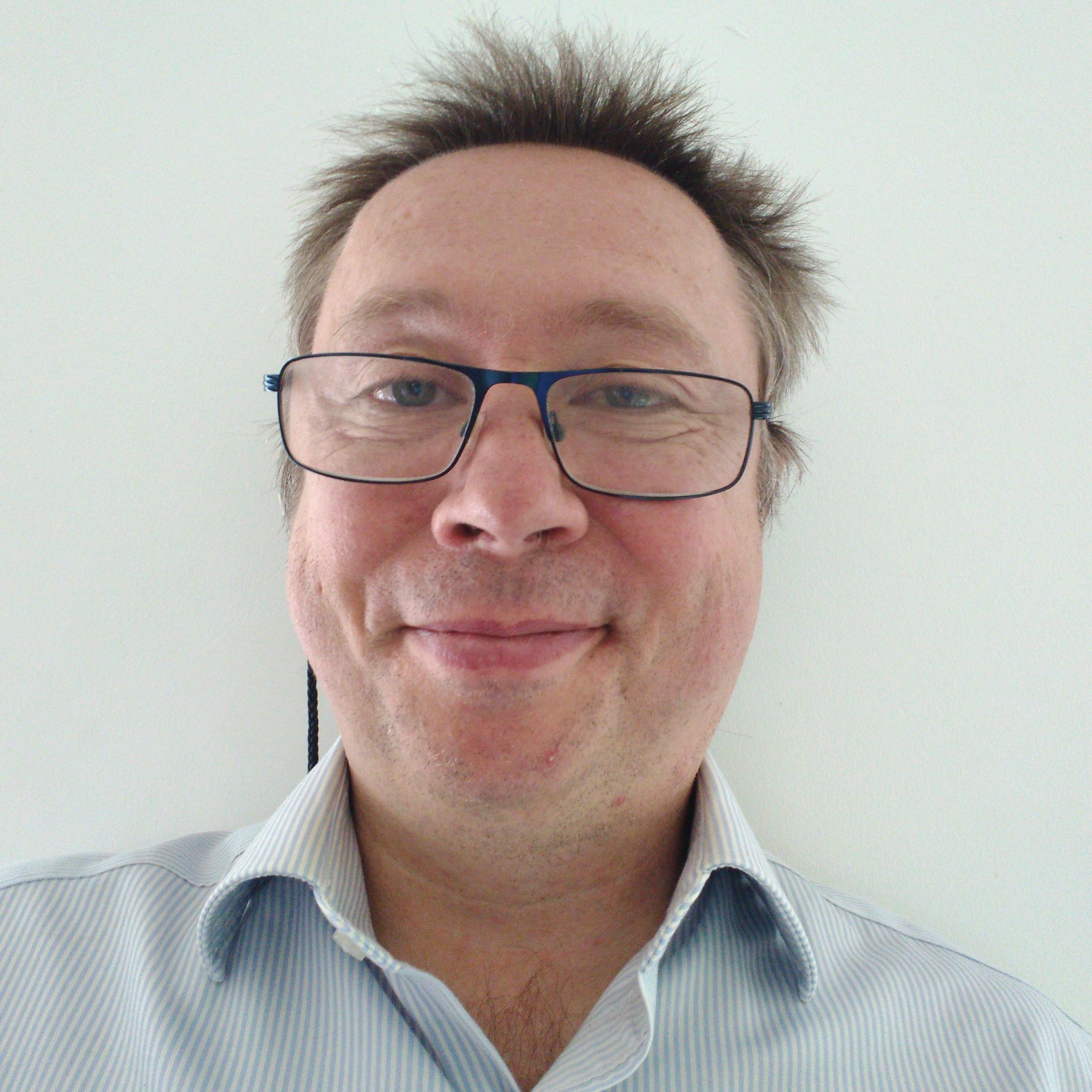 Moray Jones, Developer at mySociety